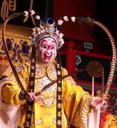 Герой пекинской оперы